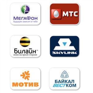 Операторы сотовой связи Поронайска