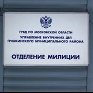 Отделения полиции Поронайска