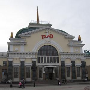 Железнодорожные вокзалы Поронайска